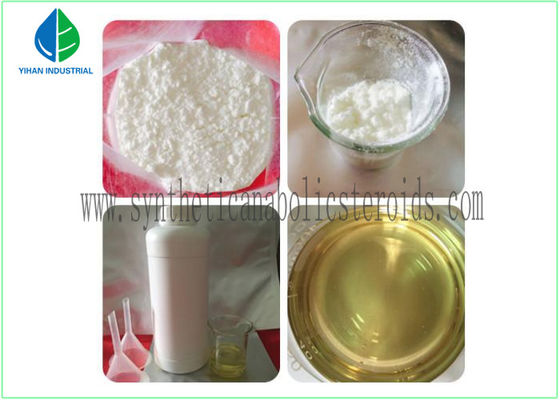 China CAS 58-20-8 Testosterone Cypionate Powder , Testosterone Cyclopentylpropionate supplier