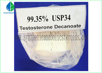 China Pharmacy Testosterone Steroid Hormone Testosterone Decanoate CAS 5721-91-5 Enanthate For Strenthening Muscle supplier