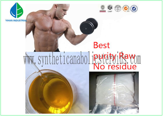 China Test Undecanoate Testosterone Steroid Hormone For Male Hypogonadism Treatment supplier