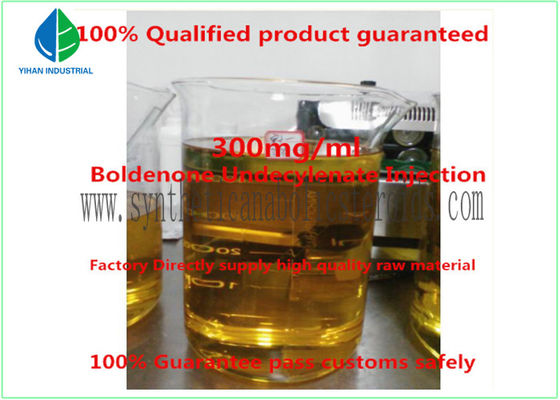 China Boldenone Equipoise Men Boldenone Steroids Ultragan 300mg / ml Pharmaceutical Grade supplier
