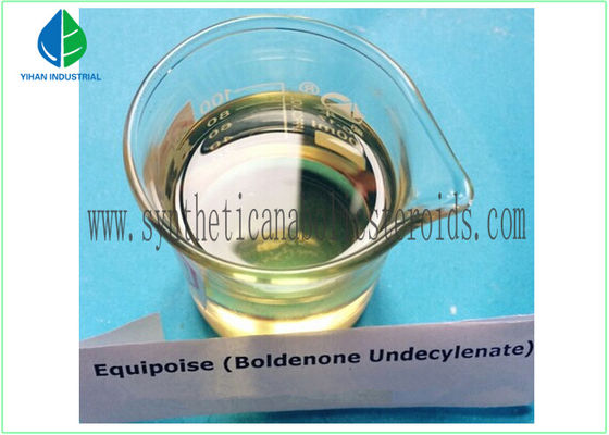 China CAS 10161-34-9 Equipoise Boldenone Undecylenate Injection Anabolic Androgen Steroids supplier