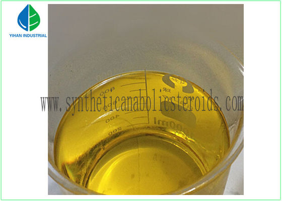 China Yellow Injectable Anabolic Steroids Boldenone Undecylenate Equipoise 250mg CAS 10161-34-9 supplier