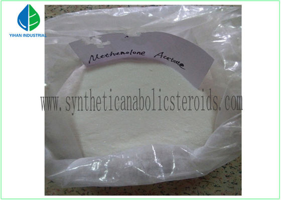 China Methenolone Acetate Oral Anabolic Steroids , Primobolan Acetate CAS 434-05-9 supplier