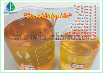 China Trenbolone Acetate Injectable Anabolic Steroids For Bodybuilding CAS 10161-34-9 supplier