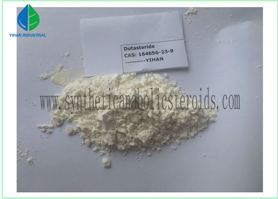 China Men Cialis Hair Loss Treatment Powder Dutasteride 164656-23-9 Avodart Duagen supplier