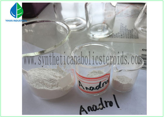 China Androgen Supplement Legal Bodybuilding Steroids Oxymetholone Anadrol CAS 434-07-1 supplier