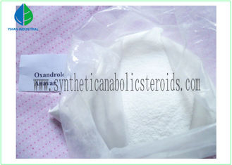 China Women / Men Bodybuilding Legal Bulking Steroids Oral Oxandrolone Anavar Powder supplier