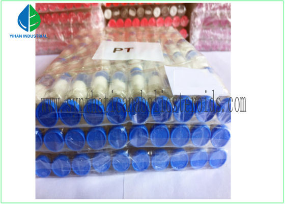 China 98% Polypeptide Hormones Human Growth Hormone Peptide Hexarelin CAS 140703-51-1 For Weight Loss and Muscles Gain supplier