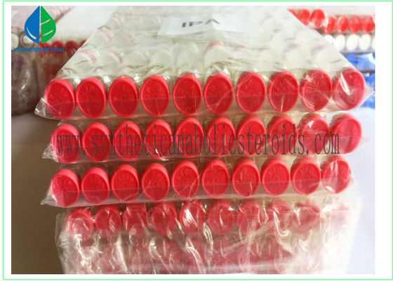China CAS 51753-57-2 Human Growth Hormone Peptide , Growth Hormone Releasing Peptides supplier
