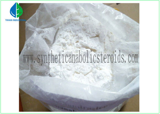 China Fluoxymesterone Halotestin Fitness Steroids CAS 76-43-7 For Treating Diabetes supplier
