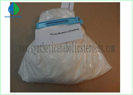 China Purity 99% Injectable Anabolic Steroids Muscle Mass Oxymetholone CAS 434-07-1 supplier