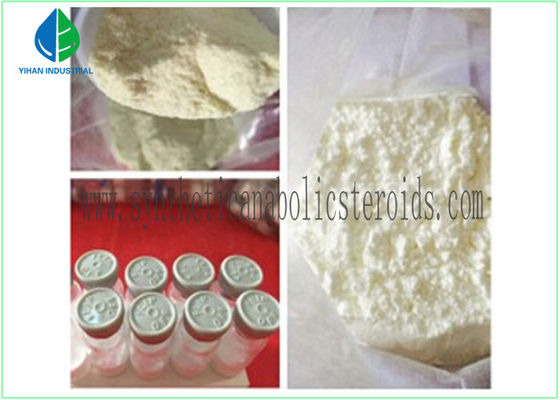 China MF C22H21Cl3N4O Weight Loss Steroids Anabolic Bodybuilding Supplements MW 463.79 supplier