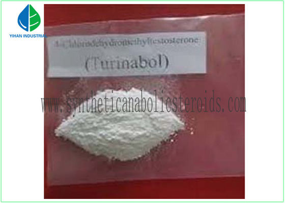 China Anti Inflammatory Steroids 4 Chlorodehydromethyltestosterone 20Mg Tablet Hormone Powder supplier
