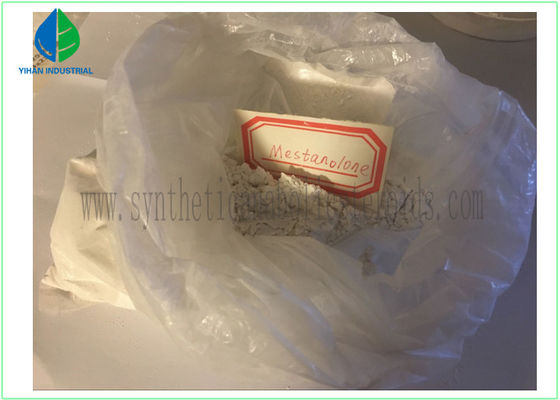 China CAS 521-11-9 Highly Safest Oral Anabolic Steroids Muscle Gain Mestanolone Ermalone supplier