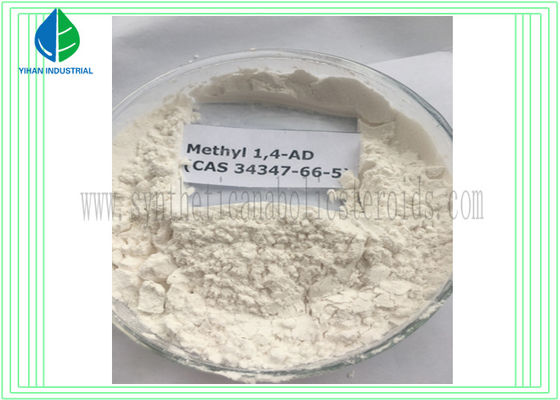China Methyl 1,4- AD Prohormones Muscle Building Steroids of Dianabol Anabolic Pharma , CAS 34347-66-5 supplier