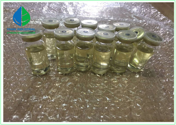 China Nandrolone Phenylpropionate / Pre Made Injectable Steroids Npp 200 Yellow Oil Liquid supplier