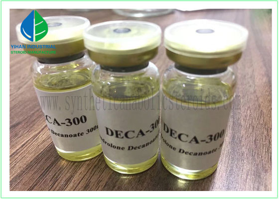 China Deca 300mg / Ml Injectable Anabolic Steroids Durabolin Deca 300 Muscle Bodybuilding supplier