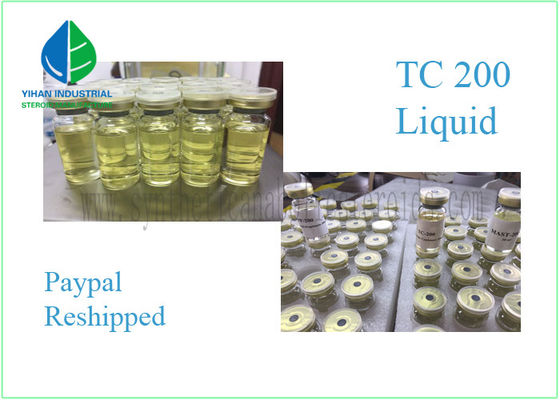 China Testosterone Cypionate 200mg / Ml Legal Injectable Steroids Muscle Growth TC 200mg / ml supplier