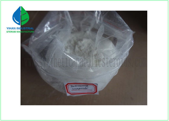 China Raw Steroids Hormone Pharmaceutical Intermediates Testosterone Isocaproate 15262-86-9 supplier