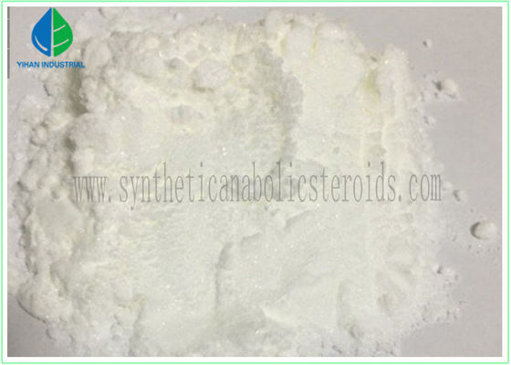 China High Purity Steroid Powder Test C / Testosterone Cypionate Bodybuiling CAS 315-37-07 supplier