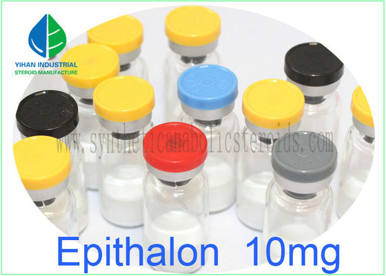 China CAS 07297-39-8 HGH Human Growth Hormone Anti Aging Epithalon 10mg/ Vial White Powder supplier