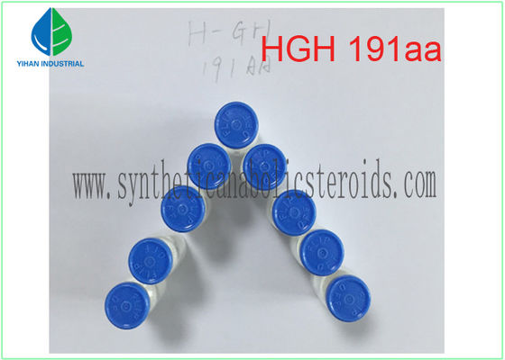China Muscle Building Hgh Human Growth Hormone Peptide Somastim 16iu Vial 5vials Per Kit supplier