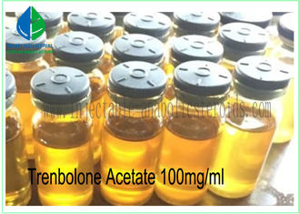China Safest Injectable Steroids Trenbolone Acetate 100mg/Ml For Muscle Mass supplier
