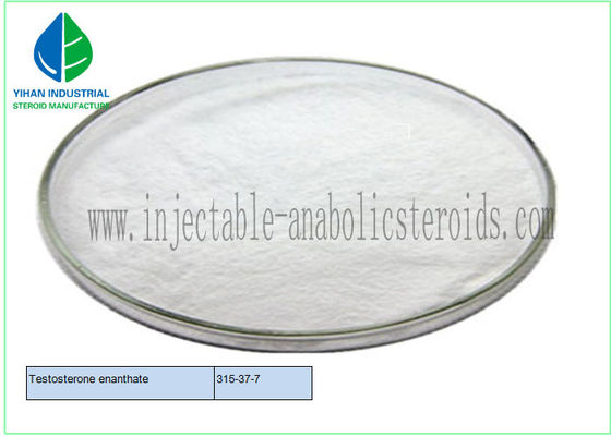 China 99% Anabolic Steroids Hormone Powder Test E / Testosterone Enanthate Cas 315-37-7 supplier