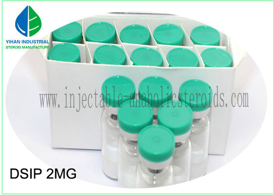 China Steroids Delta Sleep inducing Peptide DSIP Polypeptide Hormones 2mg/vial supplier
