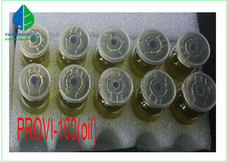 China Oil Base Anabolic Steroids PROVI - 100 Mesterolone 100mg / Ml For Bodybuilding supplier