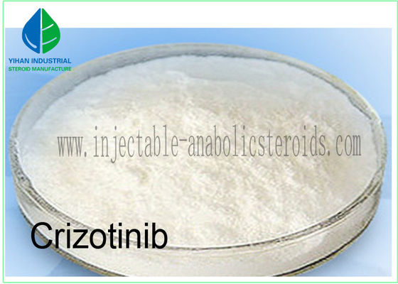 China Raw Materials For Medicines Crizotinib Agents Fast Acting CAS 877399-52-5 supplier