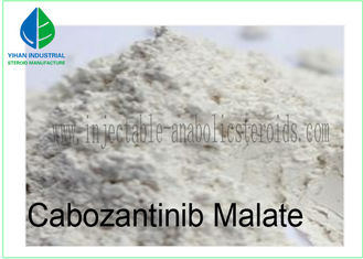 China Pharmaceutical Raw Materials Cabozantinib Malate For Thyroid Cancer Treatment Cas 1140909-48-3 supplier