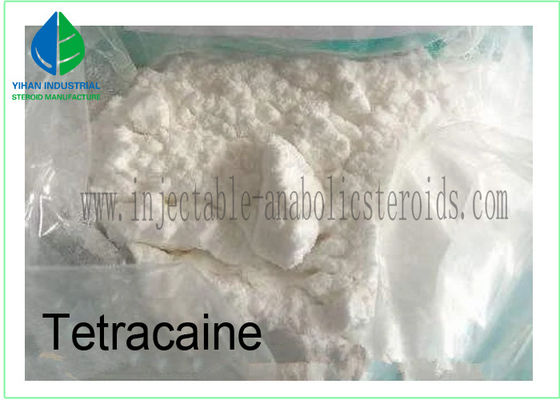 China 99% Purity Tetracaine Powder for Natural Pain Killers CAS 94-24-6 supplier
