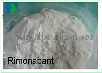 China Weight Loss Supplements Raw Material Steroid Rimonabant Powder CAS 168273-06-1 supplier