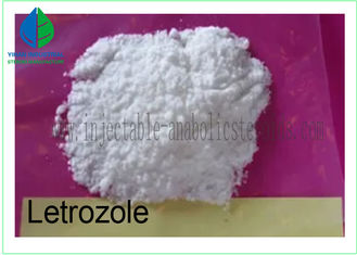 China CAS 112809-51-5 Letrozole / Femara Steroid Powders For Women Breast Cancer Treatment supplier