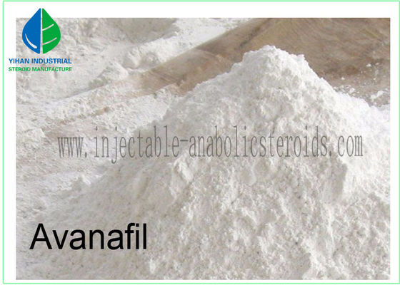 China Safety Male Enhancement Powder Treatment Avanafil CAS 330784-47-9 supplier