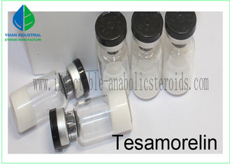 China 99% Growth-Hormone Bodybuilding Peptide Tesamorelin for Muscle Growing 218949-48-5 supplier