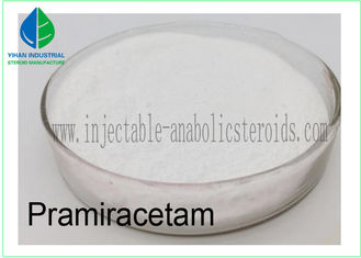 China High Quality 99% Purity Nootropics Pramiracetam powder 68497-62-1 supplier