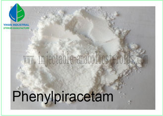 China Nootropic Drugs Powder Smart Drugs Phenylpiracetam CAS: 77472-70-9 supplier