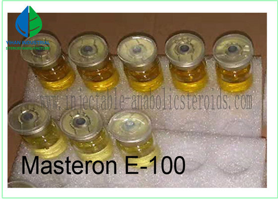 China Liquid Anabolic Steroids Drostanolone Enanthate 100mg/Ml for muscle growth supplier