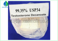 China Pharmacy Testosterone Steroid Hormone Testosterone Decanoate CAS 5721-91-5 Enanthate For Strenthening Muscle factory