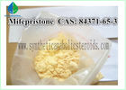 China CAS 84371-65-3 Synthetic Testosterone Steroid Hormone , Anti Aging Steroids Mifepristone factory