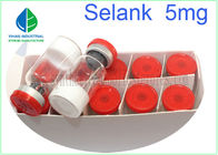 China Injectable Peptide Lyophilized Powder Selank 5mg CAS 129954-34-3 For Enhancing Memory factory