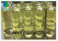 China Anabolic Steroids Testosterone Propionate 100mg/Ml Oil Liquid For Increase Muscle Strength factory