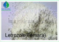 China Anti Estrogen Steroids Letrozol / Femara CAS 112809-51-5  For Women Breast Cancer Treatment factory