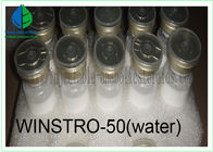 China Finished Steroid Solutions Water Based Stanozolol Winstrol 50mg/Ml factory