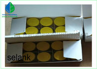 China Lyophilized Powder Peptide Hormones Bodybuilding Selank 5mg / Vial for Anxiolytic factory