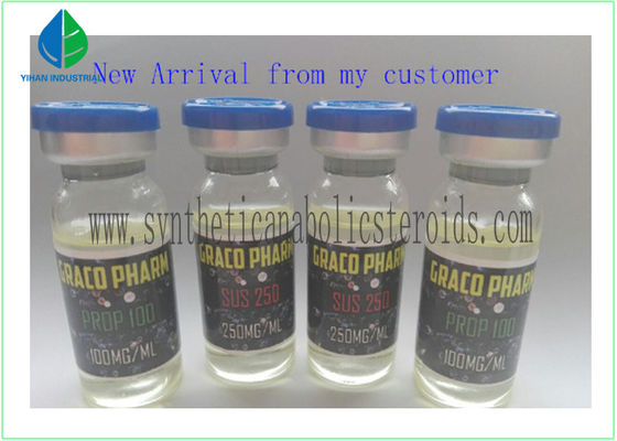 China CAS 360-70-3 DECA Durabolin Nandrolone Decanoate Injection For Bodybuilding factory
