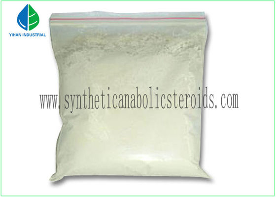 China Anti Estrogen Synthetic Anabolic Steroids Oral Clomiphene Citrate Clomid CAS 50-41-9 factory