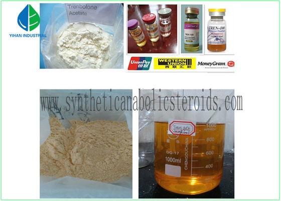 China Finaplix Revalor-H Tren Anabolic Steroid ,  Injectable / Oral Trenbolone Acetate 100MG factory